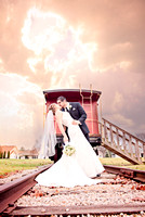 Saenz Wedding (Maumee Valley Historical and Tamaron Country Club)