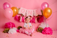 Margot McClain is ONE!!