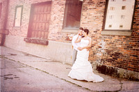 Sharp Wedding  (Side Cut Park and Franciscan Center)
