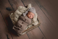 Kolt newborn session