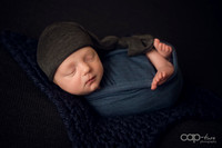 Jackson newborn session